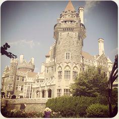 Toronto's castle - Casa Loma
