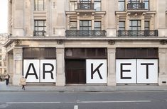 "Earlier this year it was announced that a new high-street brand was launching, Arket, a name deriving from the Swedish translation, meaning ""sheet of paper"". On the surface, the branding is simplistically elegant and evocative of its values and products."