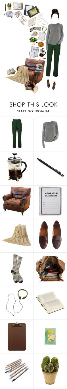 """""""Studying Notes"""" by silentmoonchild ❤ liked on Polyvore featuring Primula, Pentel, HiEnd Accents, Ralph Lauren, Cultura, Madewell, BOBBY, Jayson Home, Peek and Sony"""