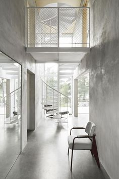 Six Walls House by Arrhov Frick