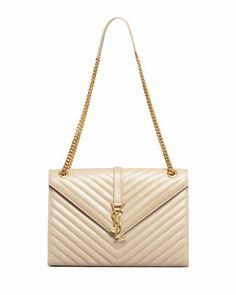 Yves Saint Laurent Cassandre Small Tassel Crossbody Bag, Black ...