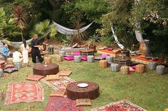 Moroccan garden party | Flickr - Photo Sharing!