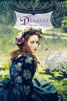 Dearest by Alethea Kontis - When Friday Woodcutter stumbles upon seven sleeping brothers in her sister Sunday's palace, she takes one look at Tristan and knows he's her future, but the brothers are cursed to be swans by day and Friday isn't sure if her magic can break the spell.