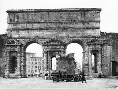 The Porta Maggiore, Rome Ancient Romans, Rome Italy, Brooklyn Bridge, Old Photos, Google Images, Beautiful Homes, Louvre, The Incredibles, Explore