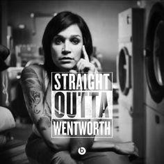 Be both love Wentworth!!  @DianeWolfman