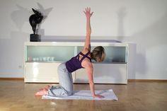 Faszien Fitness mit Gabi Fastner