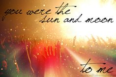 I'll never get over you, you'll never get over me #aboveandbeyond #trance4life #trancefamily