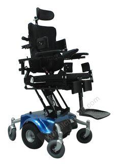Permobil Chairman 2k Standing Wheelchair Tilt Elevate