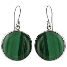 malachite silver earrings - Поиск в Google