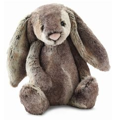 Jellycat! - My granddaughter has quite a few of these and LOVES them! I also give them as gifts to other babies, and they LOVE them too!