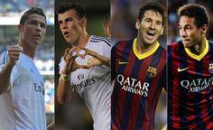 Sigue el Real Madrid – Barça con la App Resultados de Fútbol en iPhone y iPad
