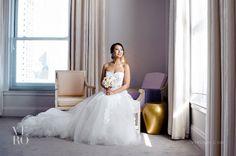 Sarah & Young, Clift Hotel San Francisco Wedding » Vero Suh Photography