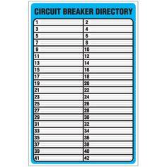 fuse box label template simple sanctuary free breaker    box       label    pdf www  simple sanctuary free breaker    box       label    pdf www