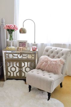 Rose Gold Bedroom (20)