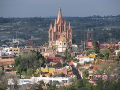 Churches in Mexico