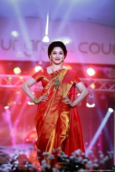 Red is the colour of passion. The red coloured #silksaree has a shimmering sheen and is the most suitable saree to wear during this #navratri. Wear it and get the blessings of #GoddessDurga. As being well dressed is also next to godliness.