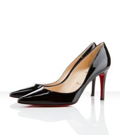Christian Louboutin New Decoltissimo 85mm Patent  Classic