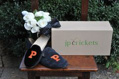 His and Hers Princeton University Shoes