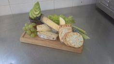 Cheese Board with Local Cornish Cheese