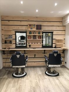 Salon Equipment Barber Shop Inspiration- Decor Ideas and Design Buyrite Beauty Salon Equipment Barber Shop Vintage, Best Barber Shop, Modern Barber Shop, Barber Shop Interior, Barber Shop Decor, Hair Salon Interior, Interior Design Gallery, Interior Design Software, Salon Interior Design