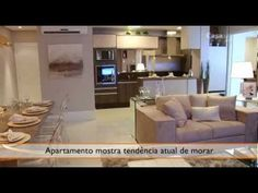 ▶ Ideias para decorar o apartamento moderno - YouTube