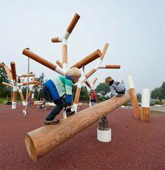 Lugar para brincar = ideia arquiteto