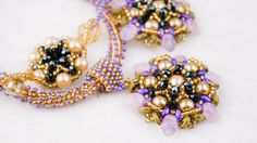 USED MATERIALS: 1. Round seed beads nr.10 https://czechbeadsexclusive.com/en/czech-glass-round-beads-en/ 2. Round beads 6 mm,8 mm https://czechbeadsexclusive...