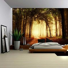 Wall26® - Pathway in a Forest with an Orange Glow - Wall ... https://www.amazon.com/dp/B01BY44ZXI/ref=cm_sw_r_pi_dp_x_7HWPybX4DVV59