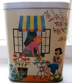 :) Tin, Mugs, Retro, Tableware, Tin Metal, Dinnerware, Tumbler, Dishes, Mug