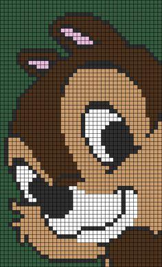 Beaded Cross Stitch, Cross Stitch Baby, Cross Stitch Animals, Cross Stitch Charts, Hexagon Quilt Pattern, Pixel Pattern, Cross Stitch Pattern Maker, Disney Cross Stitch Patterns, Alpha Patterns