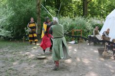 Medieval Sword Tournament and Camp by Noorderwind
