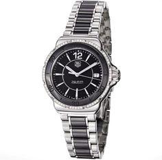 TAG Heuer Watch Price #tagheuer #bestluxurywatches #luxurywatches #bestwatches Women's WAH1212.BA0859 Formula One Stainless Steel Black Dial Watch http://www.slideshare.net/CharlesITaylor/women-diamond-watches-beautiful-best-diamond-watches
