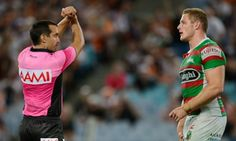 England international was one of four players charged in a spiteful encounter at ANZ Stadium