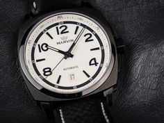 Marvin Malton Cushion M119 Watch, $1580