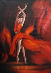 Perfection Art - 24in X 36in | Wicfy