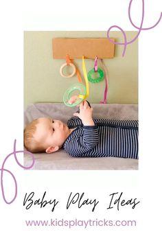 Baby Sensory Play, Baby Play, Fun Baby, Infant Play, Baby Learning Activities, Infant Activities, 6 Month Baby Activities, Kids Learning, Activities For Kids