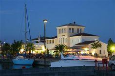 Gouvia Marina, Corfu, Greece