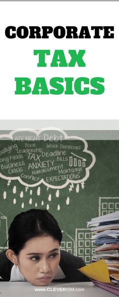 An introduction to corporate tax basics covering what is corporate tax, what is taxed, and how do corporate taxes differ between countries. Make Money From Home, How To Make Money, Cover Letter Tips, Daniel Defoe, Job Interview Tips, Making A Budget, Idioms, Career Advice