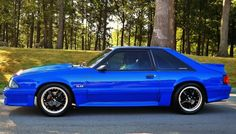 93 Mustang GT Coupe