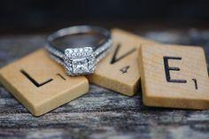 What a cute ring shot!