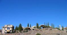 Remembering Life in Arcosanti, Paolo Soleri's Futuristic Desert Utopia | WIRED