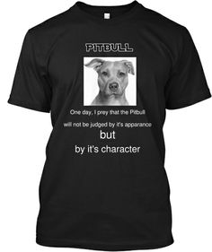 The character of a Pitbull