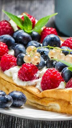 Waffles, Pancakes, Breakfast, Desserts, Wallpapers, Food, Morning Coffee, Tailgate Desserts, Deserts