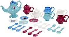 Disney Frozen 26 Piece Dinnerware Tea Set Arendelle Frozen, Anna Frozen, Disney Frozen, Disney Princess Toys, Frozen Merchandise, Freeze Pops, Glass Teapot, Japanese Ceramics, Tea Set
