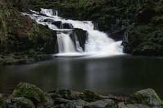 Crumlin Glen, image taken by Steven Black of S Black Photo. Waterfall, Outdoor, Image, Black, Outdoors, Black People, Waterfalls, All Black, Outdoor Games