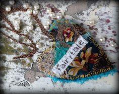 Embroidered hart from ZerVir