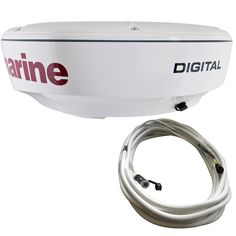 Raymarine RD418D Digital Radar Dome w/10M Cable - https://www.boatpartsforless.com/shop/raymarine-rd418d-digital-radar-dome-w10m-cable/