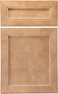"Woodland Cabinetry - full face frame, ""Classic""."