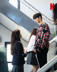 First Stills of Kim So Hyun and Song Kang in Netflix High School Romance Drama Love Alarm Song Kang Ho, Sung Kang, High School Romance, High School Love, Films Netflix, Netflix Dramas, Korean Actresses, Korean Actors, Actors & Actresses