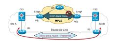 What is OSPF Sham Links? how to configure OSPF Sham Links? Routing Table, Link